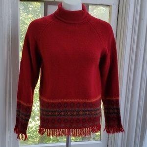 VINTAGE Spin Wool Blend Sweater